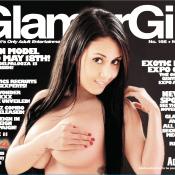 Dayaanna op de Cover van GlamorGirl Magazine!
