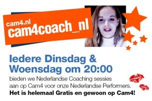 LET OP: Live Coach Sessies met Selena in het Nederlands! –> Nieuwe Tijden!