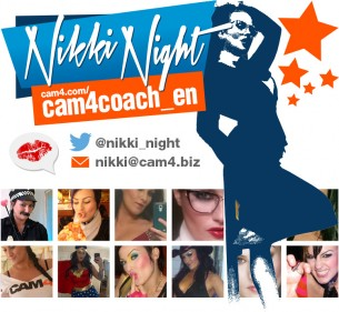 LET OP: Live Coach Sessies met de Enige Echte NIKKI NIGHT