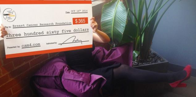 Handbh's voor het goede doel: $365 opgehaald!