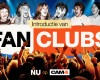 Breaking CAM4 Nieuws: Introductie Fan Clubs !