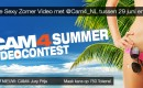 Deel je Sexy Zomer #cam4summer video; Win 750 Tokens!