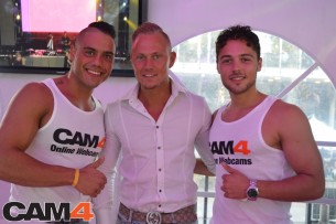 Pride Party Amsterdam met CAM4! Video