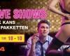 Win CAM4 Token Pakketten door Privé Shows te bekijken!