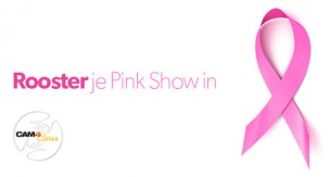 Breast Cancer Awareness Month op CAM4: Doneer via LIVE Cam Shows