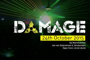 Leather Pride Amsterdam: DAMAGE PARTY