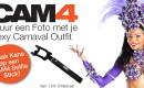 Vier Carnaval op CAM4 en Win een Selfie Stick!