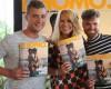 Jan Versteegh en Tim Hofman samen op de Cover van L'HOMO