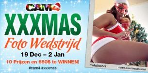 Winnaars CAM4 XXXMas Foto-Wedstrijd!