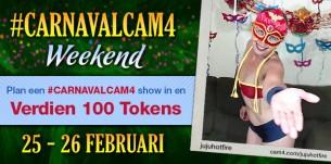 Dit Weekend Ook In Nederland CarnavalWeekend!