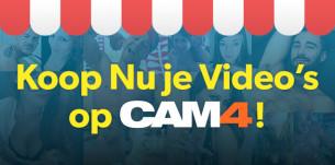 Koop Video's Op CAM4, Totdat Je Erbij Neervalt!