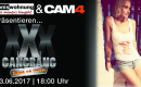 """Samen met """"Erlebniswohnung Berlin"""" presenteren wij de vierde XXXGangbang om dinsdag 13 juni om 18.00 uur, LIVE op CAM4!"""