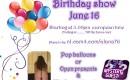 Alana Heeft Voor Haar Verjaardag Een Hele Speciale Show Voor Jullie In De Planning!