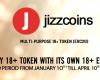 Koop Jizzcoins en krijg 100 gratis coins!