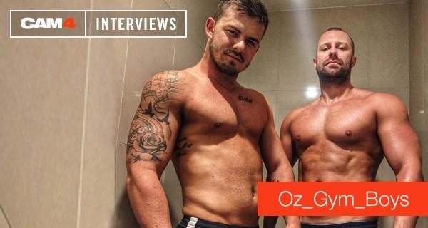 Het geilste Australische homostel: Oz_Gym_Boys