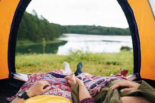 De lekkerste standjes voor sex op de camping!